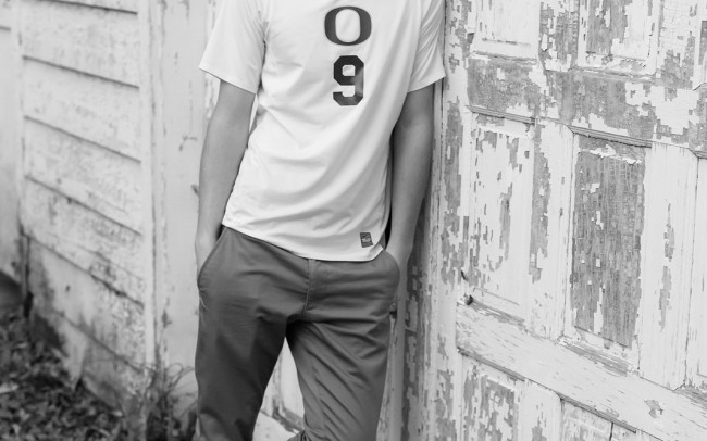 Oconomowoc senior boy photographer soccer Wisconsin