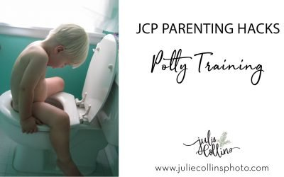 JCP Parenting Hacks: Potty Training