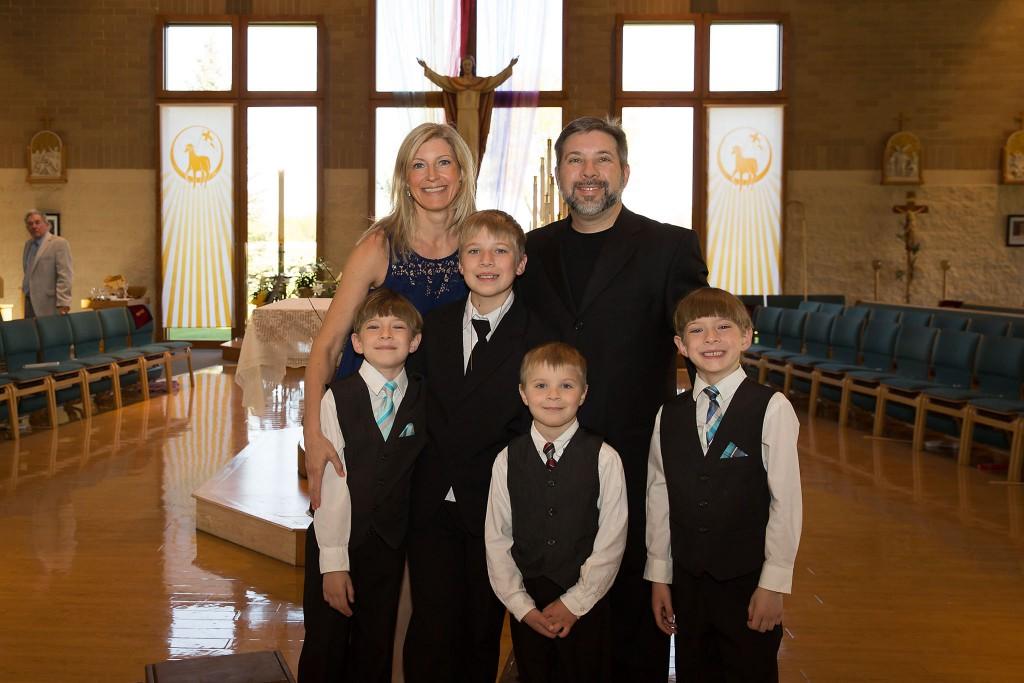Keeping kids happy at church