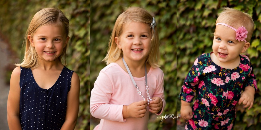 Oconomowoc family photographer girls