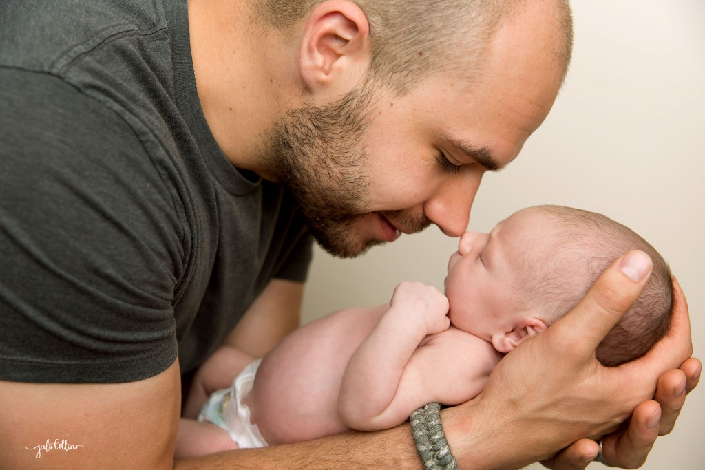 Hartland newborn session