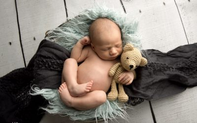 Hartland Newborn Photography Session
