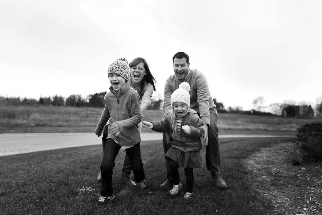 Candid family photography Waukesha