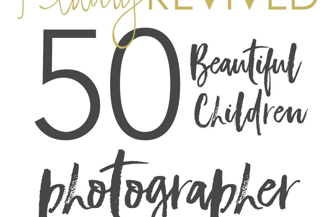 Beauty Revived 50 Beautiful Children logo