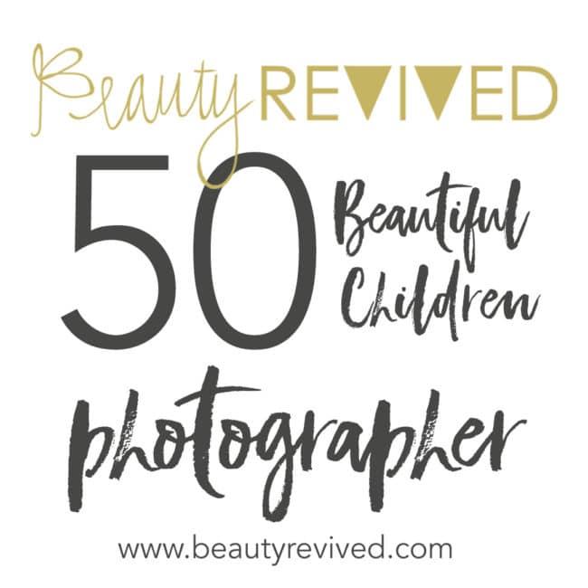 Beauty Revived 50 Beautiful Children logo