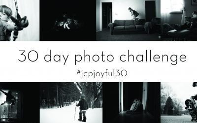30 day photo challenge to celebrate life