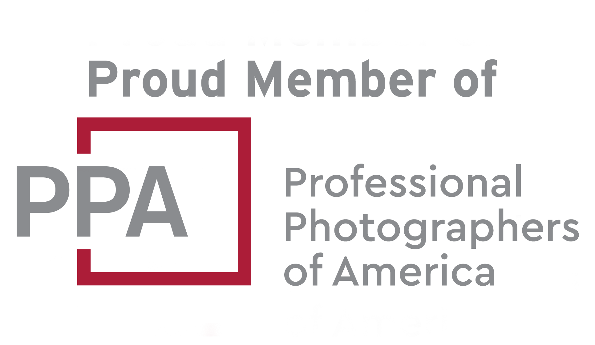 Professinal Photographer of America logo