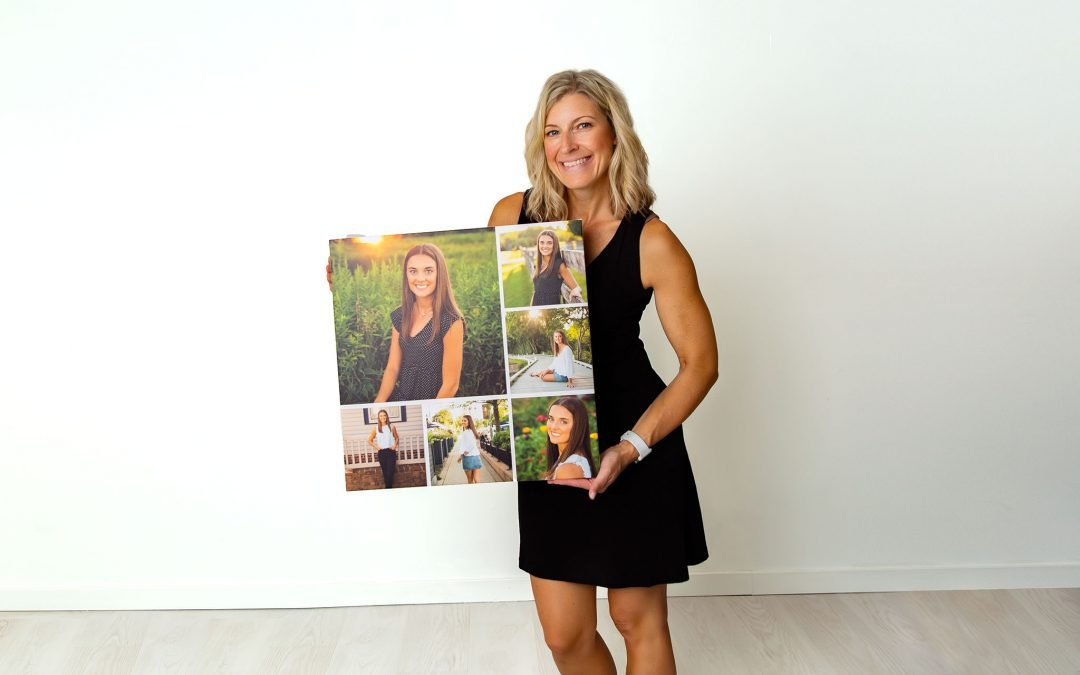 What Should You Do With Your Professional Portraits?